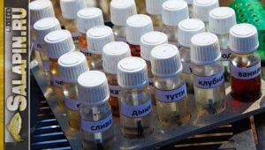 ДИПы - рыболовные ароматизаторы для насадки - Салапин