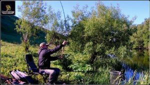 Рыбалка на реке Дон. Фидер. Июнь