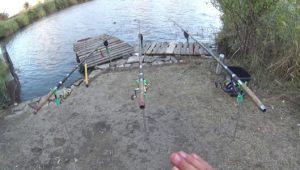 Вечерние рыбалки на кормаки по холодной воде — Дневник рыболова
