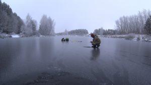 Первый лед 2017-2018 - Рыбалка 68