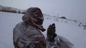 Сезон зимней рыбалки 2018 года открыт серебристым карасиком - Дневник рыболова
