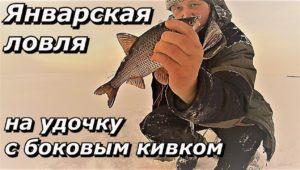 Январская ловля на удочку с боковым кивком — ПашАсУралмашА