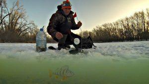 Рыбалка в зимних лабиринтах - Туристории