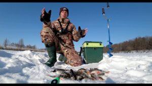 Уловистая мормышка в глухозимье - Рыбалка 68