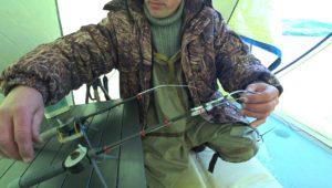 Хитрая зимняя удочка — Дневник рыболова