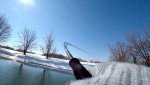 Открытие сезона спиннинга. Щуки в марте - Рыбалка 68