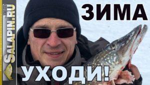 Прощание с зимним сезоном 2017-2018г. и планы на будущее - Салапин