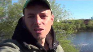 Ловля голавля на майского жука - Рыбалка с Пашком