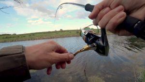 Ловля щуки на пруду - Рыбалка 68