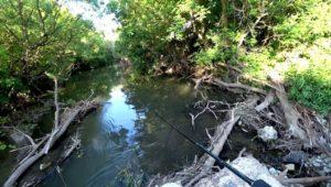 Рыбалка на мелкой речке - Рыбалка 68