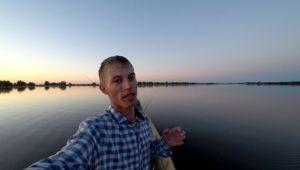 Ловля сома на закидушки - Рыбалка 68
