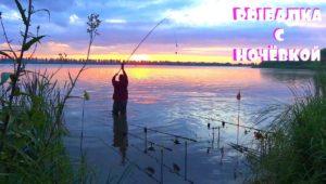 Рыбалка с ночёвкой на дикой реке — Клуб рыбаков