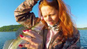 Как я с Машей судаков на Днепре ловили - Клуб рыбаков