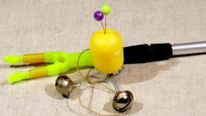 Простой и отличный сигнализатор поклёвки для донки