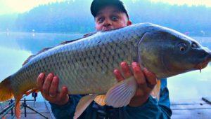 Рыбалка с ночевкой. Ловля трофейных карпов осенью. Часть 1 — Клуб рыбаков