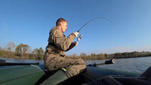 Щуки звереют на резину - Рыбалка 68