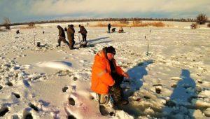 Первая зимняя рыбалка 2019 года - Дневник рыболова