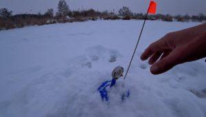 Рыбалка на безмотылку и жерлицы - Рыбалка 68