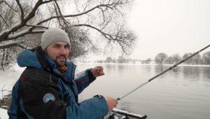 Важные особенности зимнего фидера - Рыболовный дневник