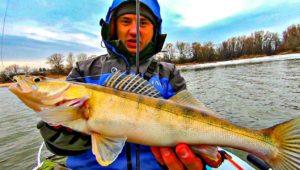 За судаками на веслах по реке Днепр - Клуб рыбаков