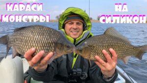 Караси на силикон и щука на твичинг - Клуб рыбаков