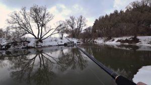 Ловля щуки в мутной воде - Рыбалка 68
