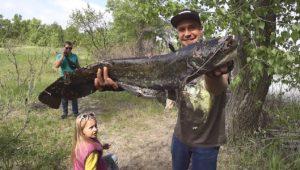 Рыбалка в черте города - Туристории