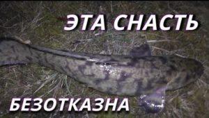 Снасть для ловли налима - Болен рыбалкой