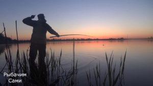Рыбалка с ночевкой в Подмосковье - Рыбачим сами