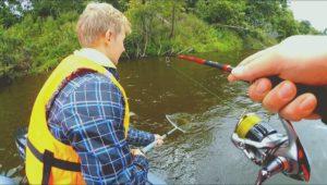 Не везло, а потом сделал рыбалку за 15 минут!