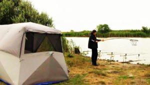 Рыбалка на реке в дождь - Дневник рыболова