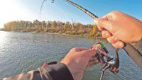 Осенняя ловля на джиг — Рыбалка с Сибиряком
