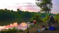 Рыбалка на Москве-реке на фидер — Рыбалка с Пашком