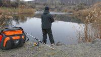 Как ловить на джиг/микроджиг с берега - Туристории