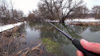 Рыбалка на спиннинг на малой реке - Рыбалка 68