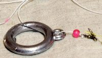 Как сделать снасть кольцо