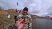 Учусь ловить на микроджиг! — Рыбачим сами