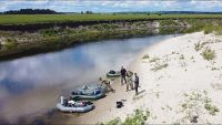 Рыбалка сплавом. День 1 - Туристории