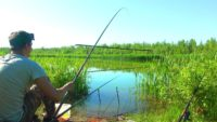 Рыбалка на Змеином озере - Рыбалка с Пашком
