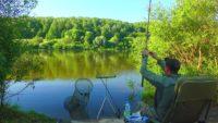 Судак и щука на фидер - Рыбалка с Пашком