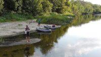 Отличный сплав и рыбалка - Туристории
