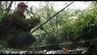Таёжная речка выдаёт хариуса - Болен рыбалкой