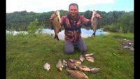 Ловля леща на донки - Рыбалка 62