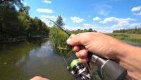 Рыбалка на дикой красивой реке - Рыбалка 68