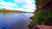 Ловля щуки и судака в сентябре на спиннинг - Павел Теплов