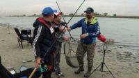 Осенний жор сазана во время песчаной бури — Рыболовный дневник