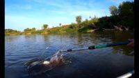 Рыбалка на джиг осенью на Оке - Рыбалка 62