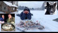 Таёжное озеро раздает - Болен рыбалкой