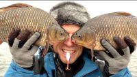 Первая рыбалка 2021 года - Клуб рыбаков