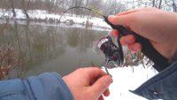 Рыбалка в феврале. Наноджиг - Павел Теплов